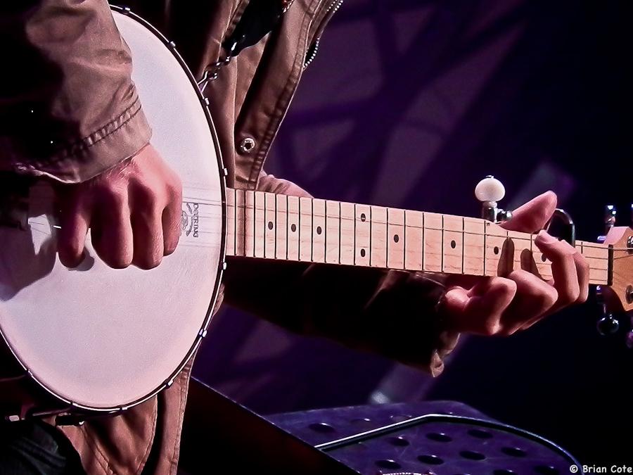 Ottawa Folk Fest 2014 - Banjo
